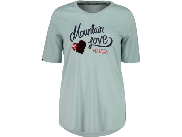 Maloja CasacciaM. T-Shirt Femme, cliff